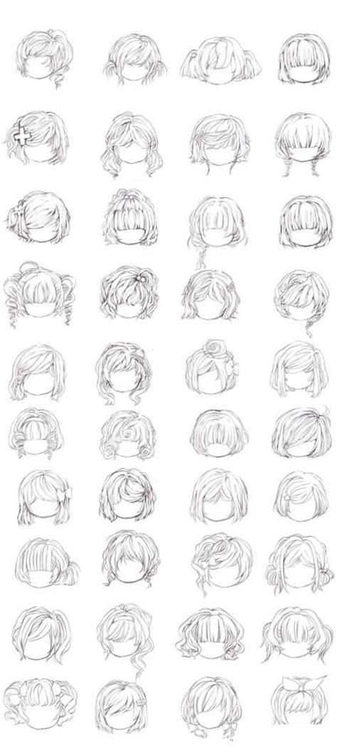 how to draw a bob hair cut pin von maya ortiz auf drawing techniques pinterest