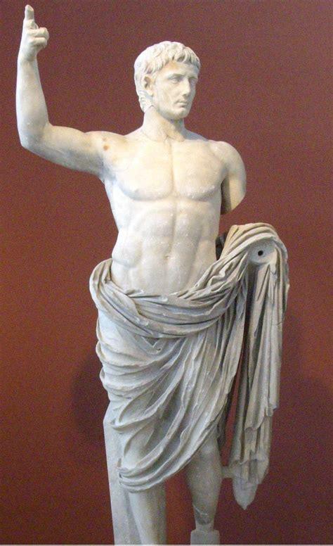 ic augusto console eroide it archeologia di roma imperiale