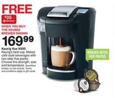 Where Can I Buy Vue Gift Cards - keurig deals for mother s day vue for 101 99 shipped more