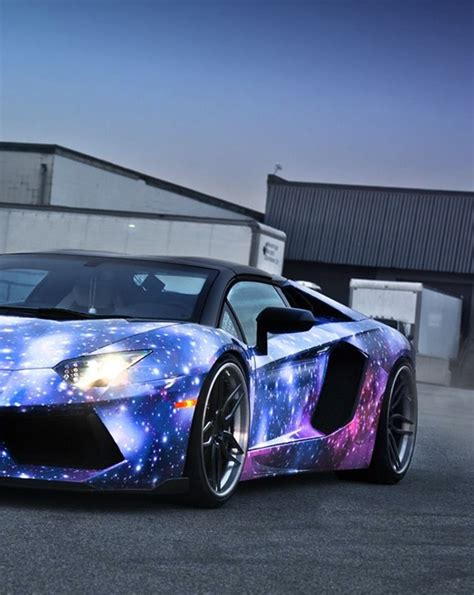 blue galaxy lamborghini sssupersports galaxy lamborghini aventador on adv 1