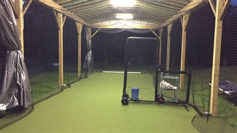 best backyard batting cage pin by matt snyder on covered batting cage or bocce court