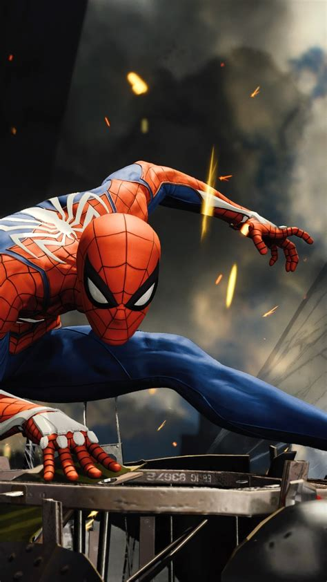 wallpaper spider man  games  wallpaper