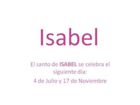 mensajes subliminales q significa origen y significado del nombre isabel youtube