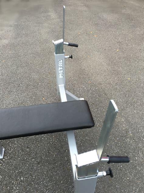 metal sports bench metal sport