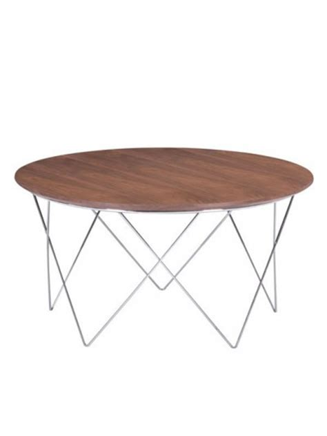 hudson coffee table modern furniture brickell collection