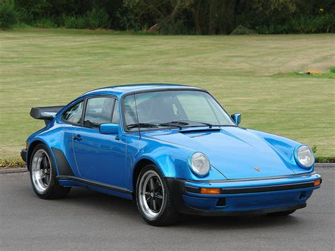 porsche 930 turbo blue 1979 porsche 930 turbo image 108