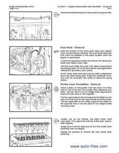 cummins engine m11 series workshop manual