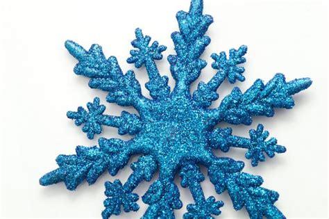 photo  decorative blue christmas snowflake  christmas images