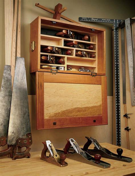 Hand Plane Cabinet   Popular Woodworking Magazine
