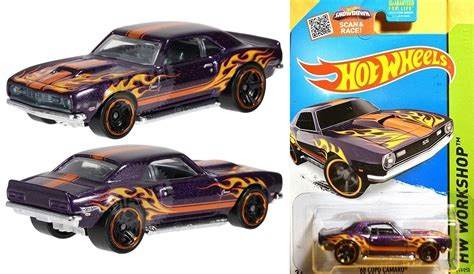 Hotwheels 68 Hemi Barracuda Cfh99 07b3 workshop 2015 wheels