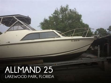 allmand boats allmand boats for sale