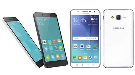Harga Samsung J7 Dan Xiaomi duel komparasi antara xiaomi redmi note 2 dan samsung
