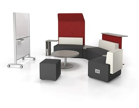 artopex downtown collaborative office furniture lobby