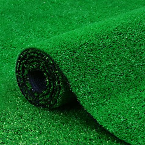 green turf rug artificial grass carpet quality grass garden astro turf lawn free shipping ebay