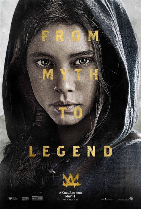 àstrid bergès frisbey upcoming movies king arthur teaser trailer