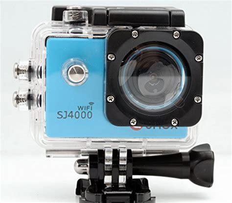 Kamera Underwater Samsung qumox wifi actioncam sj4000 sport kamera waterproof hd 1080p helmkamera