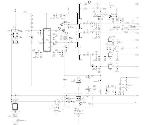 computer smps circuit diagram pdf circuit and schematics