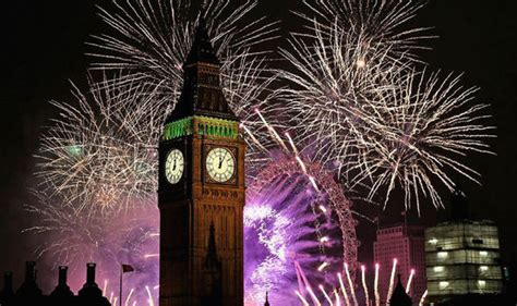 new year date uk new year s 2016 where best to see the