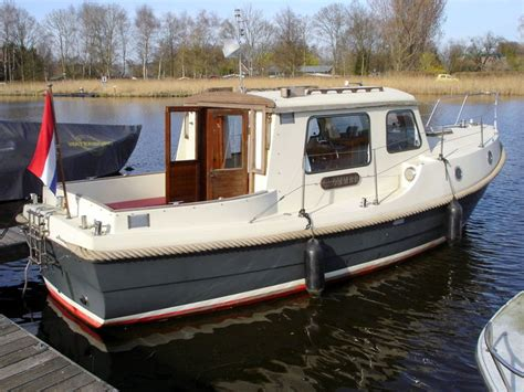 boegschroef polyester boot polyester boot grommer 800 bouwjaar 1982 nederlands
