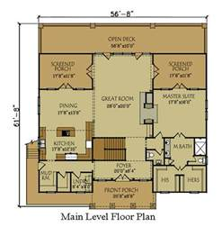Timber Floor Plan Timber Frame House Plan Design With Photos
