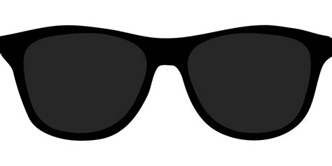 Cool L Shades Free Vector Graphic Sunglasses Black Shades Free Image On Pixabay 312051