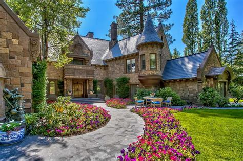 Zillow Lake Tahoe 10 whimsical fairy tale homes zillow porchlight