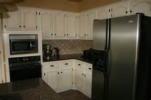 paint and glaze oak kitchen cabinets