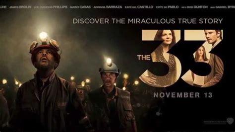 film it video the 33 spoiler free review antonio banderas juliette