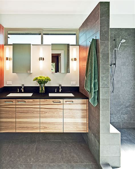 Modern Sconces Bathroom by 12 Beautiful Bathroom Lighting Ideas