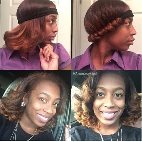 heatless hairstyles for relaxed hair 25 b 228 sta mo hair id 233 erna p 229 pinterest rita m 228 nniskor