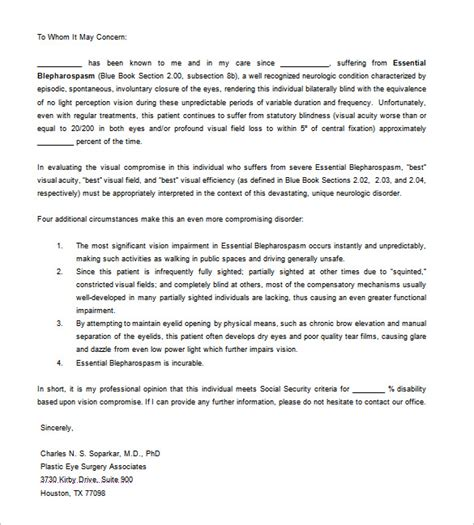 sle of formal letter to doctor doctor letter template 16 free word excel pdf format