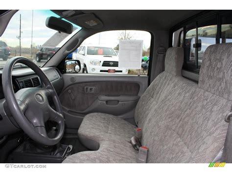 2004 Toyota Tacoma Interior by 2004 Toyota Tacoma Regular Cab 4x4 Interior Photo