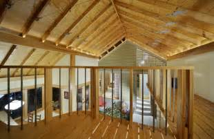 Exploiting the spaces of small house with loft home constructions