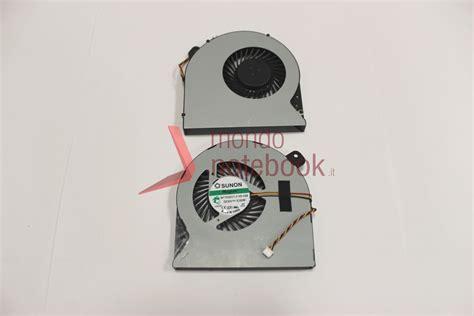 Asus Laptop Fan Processor Seri Amd K55 K55d K55dr 3 Pin ventola fan cpu asus k55 k55d k522dr modello amd