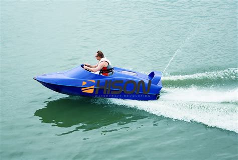 hison most popular china china jet one person fishing boat - 1 Person Boat