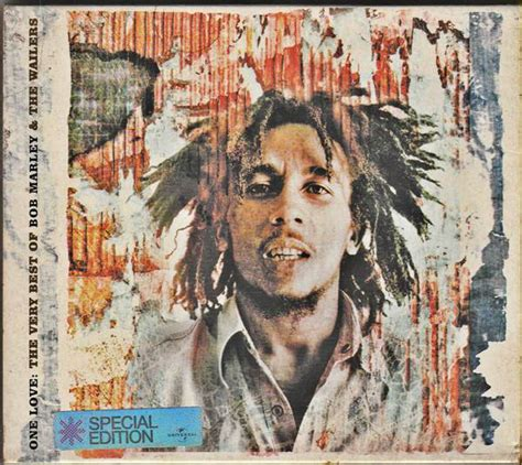 bob best of bob marley the wailers one the best of cd