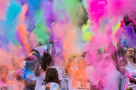 5k color run 2015 parents consortium colour run 2015 dartford living