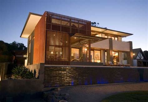 eco modern homes archi choong mt martha eco friendly house melbourne