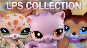 Littlest Pet Shop Jaguar Lps Collection 2 Hairs Collies Cats