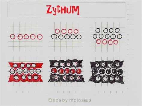 zentangle pattern dictionary my tangle pattern zythum