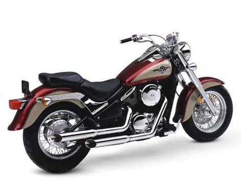 Motorrad Kawasaki Vn 750 by Vance Hines Cruzer Auspuffanlage F 252 R Kawasaki Vn 700 Und