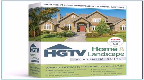 hgtv home design software 5 0 hgtv home design software free trial youtube