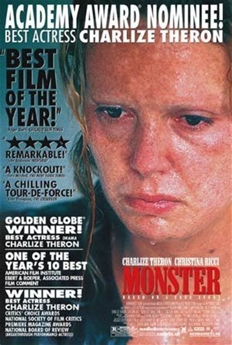 Aileen Wuornos Criminal Record Starring Charlize Theron Ricci Bruce Dern Tergesen Based