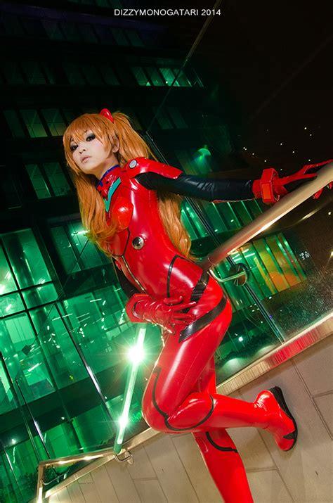 asuka langley plug suit cosplay asuka plugsuit by lilithnagisaiv on deviantart