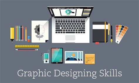 how to layout graphic design skills required for being good graphic designer