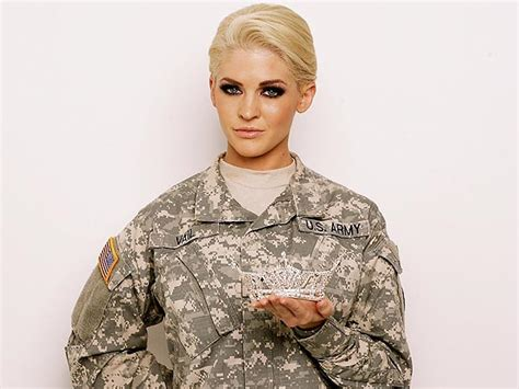 theresa vail tattoo miss america s sgt theresa vail is contestant to