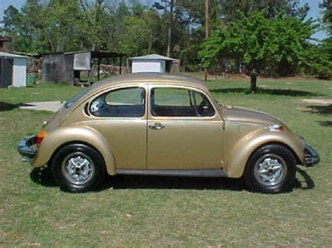 gold volkswagen beetle havest gold 1975 beetle paint cross reference