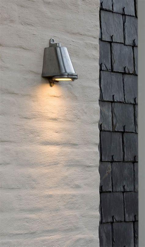 spreaderlight  matt chrome plated bronze nautic