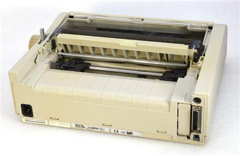 Kabel Printer Dot Matrix Lpt Panjang Kabel 3 Meter printer dot matrix oki microline 5520 lpt usb 9 needle endless catchment o342