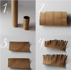 como hacer carabelas de cartn como hacer flores con tubos de carton reciclados